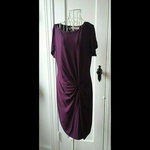 Trina Turk Gathered Front Dress size 8